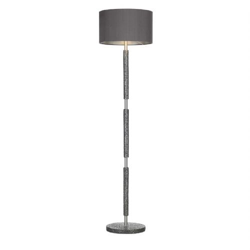 Sloane Floor Lamp Pewter SLO4967 (Hand made, 7-10 day Delivery)
